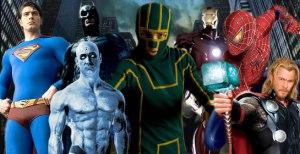 comic films