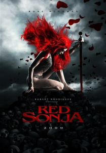 red sonja rose