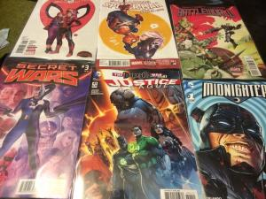 comic book pull list