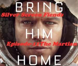 the martian podcast cover